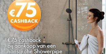 Cashback Showerpipe